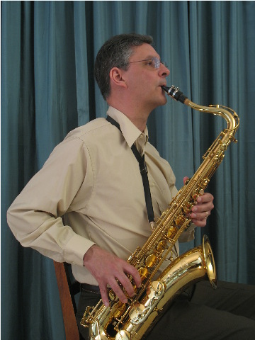 bad posture saxophone neck strap hicked up too high