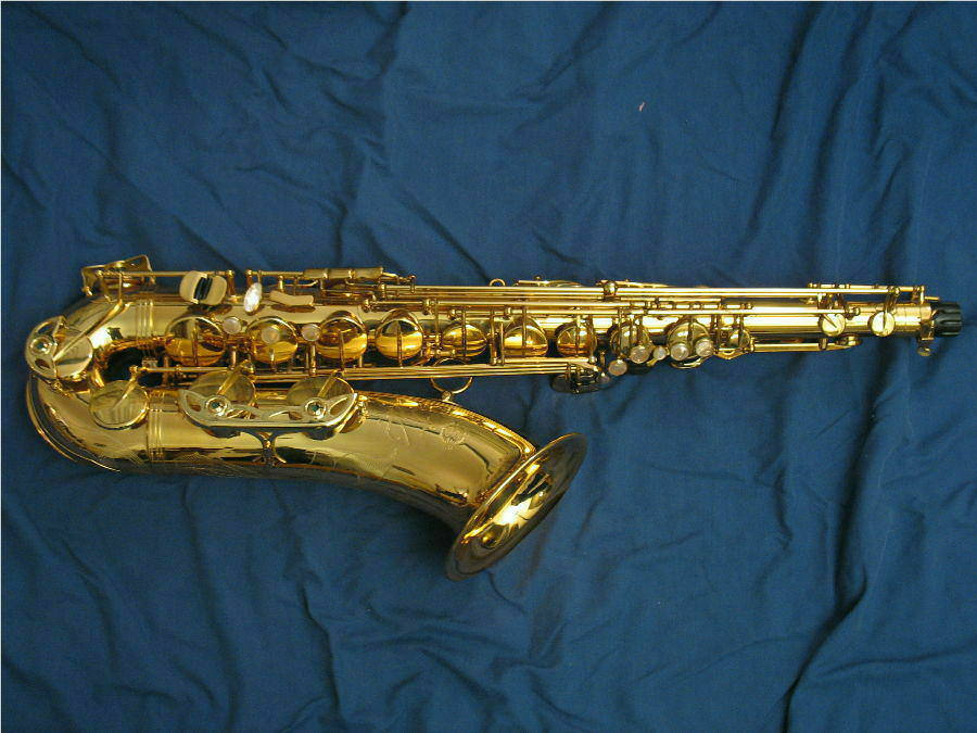 saxophone body