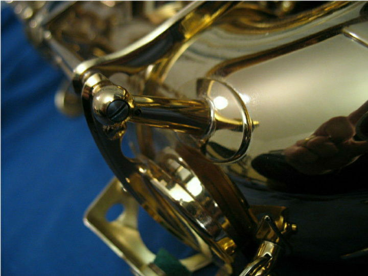 saxophone post