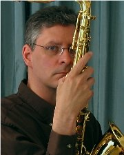 tenor saxophonist Guy Chamberlin